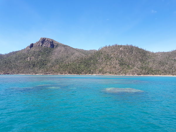 Great Barrier Reef - Whitsundays