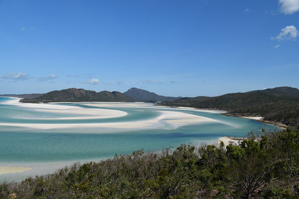 Whitsundays- Hill Inlet