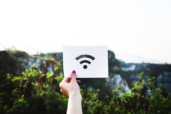 Using wifi during holidays abroad
